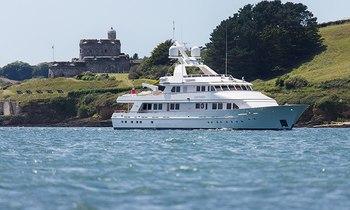 Feadship Yacht CONSTANCE Completes Major Refit