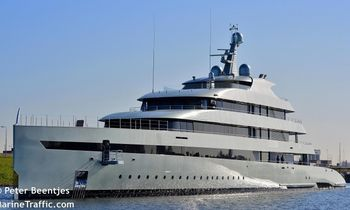 Feadship Superyacht SAVANNAH En Route to Delivery