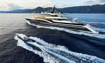 Oceanco's 90m M/Y DAR wins top award in Cannes