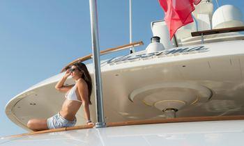 Final Summer Charter Dates for Superyacht NASSIMA
