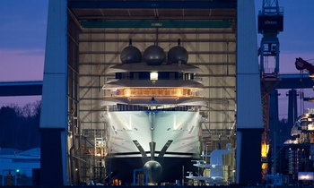 Lurssen Launches New Project MISTRAL