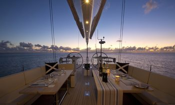 Sailing Yacht PTARMIGAN Available in the Grenadines