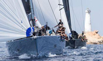 Charter yachts prepare for Loro Piana Superyacht Regatta
