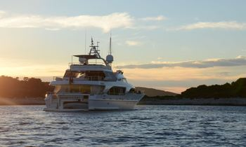Mediterranean charter special: Save 20% on M/Y SALU