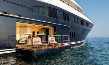 Charter Yacht Excellence V sold and renamed Arience