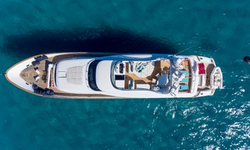 M/Y AMAYA opens for Sardinia charters after refit