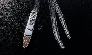 M/Y ARETI on the market and appearing at MYS 2018