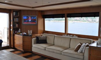 M/Y CAPPUCCINO Joins Charter Fleet