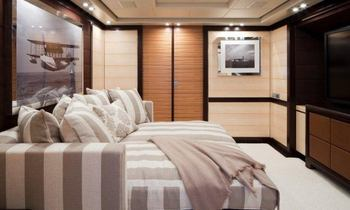 Superyacht 'LISA IV' Offers Special Charter Rate