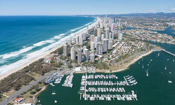 Superyachts Inundate Gold Coast for GC2018