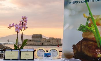 The Mediterranean Yacht Show: Chefs Competition