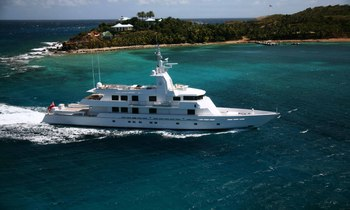 53M M/Y MIZU: Yacht charter special available in the Bahamas