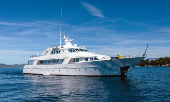 M/Y Star of the Sea provides emergency relief in St. Vincent and the Grenadines
