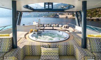 Ibiza charter special aboard M/Y ZULU
