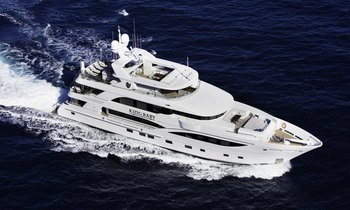 M/Y 'King Baby' Open for Charter the Caribbean