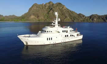 Papua New Guinea charter deal: Save 15% on M/Y BELUGA