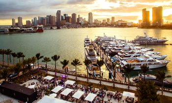 Stage Set For Yachts Miami Beach 2017