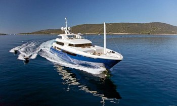 M/Y 'Mary-Jean II' Open for French Riviera Charters