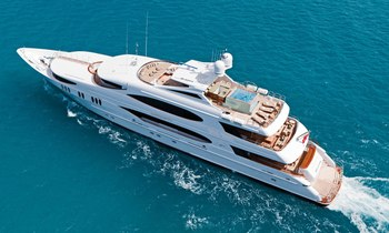 M/Y IMPROMPTU now chartering in Mexico