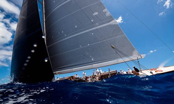 Charter Yachts Impress Crowds At St Barths Bucket 2016