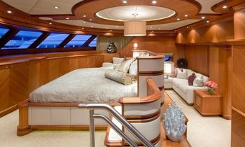 M/Y 'DESTINATION FOX HARB'R TOO' to Charter as 'MUSTANG SALLY'
