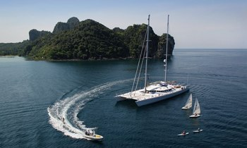 S/Y 'Douce France' Offers Seychelles Charters