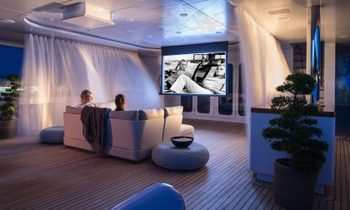 TURQUOISE Completes Major Interior Refit