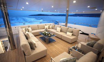 Be the First Aboard Motor Yacht 'Princess AVK'
