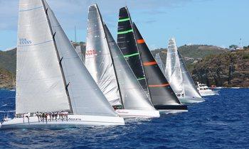 2019 RORC Caribbean 600 gets underway