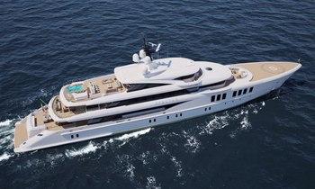 Benetti M/Y SPECTRE joins the charter fleet