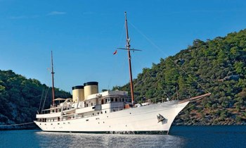 M/Y TALITHA Open For Mediterranean Charter