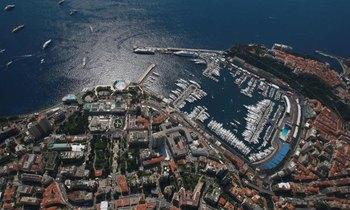 Charter Yachts at 2015 Monaco Grand Prix