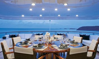 M/Y COCKTAILS Caribbean Charter Special Offer
