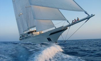 SY Athena No Longer for Charter