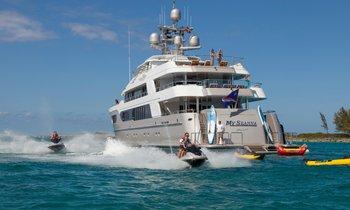 M/Y 'My Seanna' Open For Monaco Grand Prix Charter