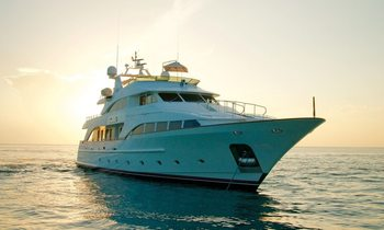 M/Y BRUNELLO offers special rate on Caribbean charters