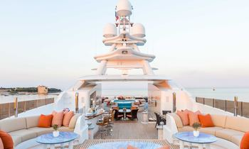 Caribbean charter deal: M/Y 'Lucky Lady' offers special rate