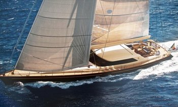 S/Y 'State of Grace' Opens for St Barths Bucket Charter
