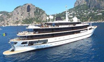 M/Y CHAKRA Completes Refit & Rejoins Charter Fleet