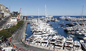 M/Y 'Costa Magna' Opens for Monaco Grand Prix