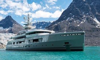 M/Y CLOUDBREAK: escape on a Norway yacht charter