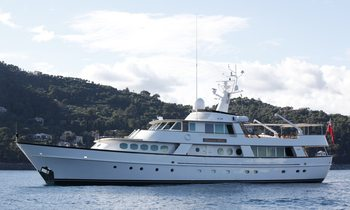 Superyacht 'C-SIDE' has prime-time availability