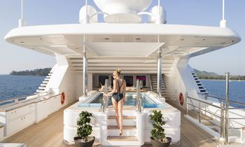 M/Y TITANIA Signs Up for Thailand Yacht Show