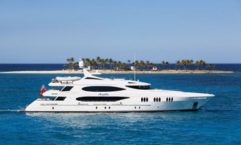 49m Motor Yacht Anjilis Available For Charter