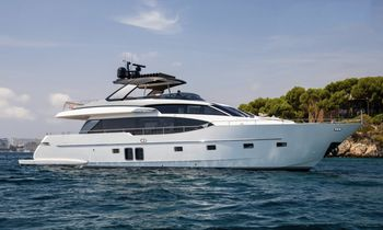 Newly launched 25m KAWA joins charter fleet in the Mediterranean