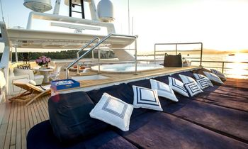 M/Y MISCHIEF Offers 20% Rate Reduction Special