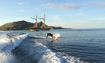 S/Y LAMIMA Open For Exotic New Year's Charter