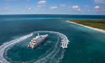 M/Y DREAM Reveals Summer Availability