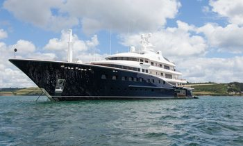 M/Y AQUILA Nominated For ISS Refit Award