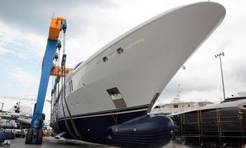 Golden Yachts launch brand new 57m M/Y O'MATHILDE
